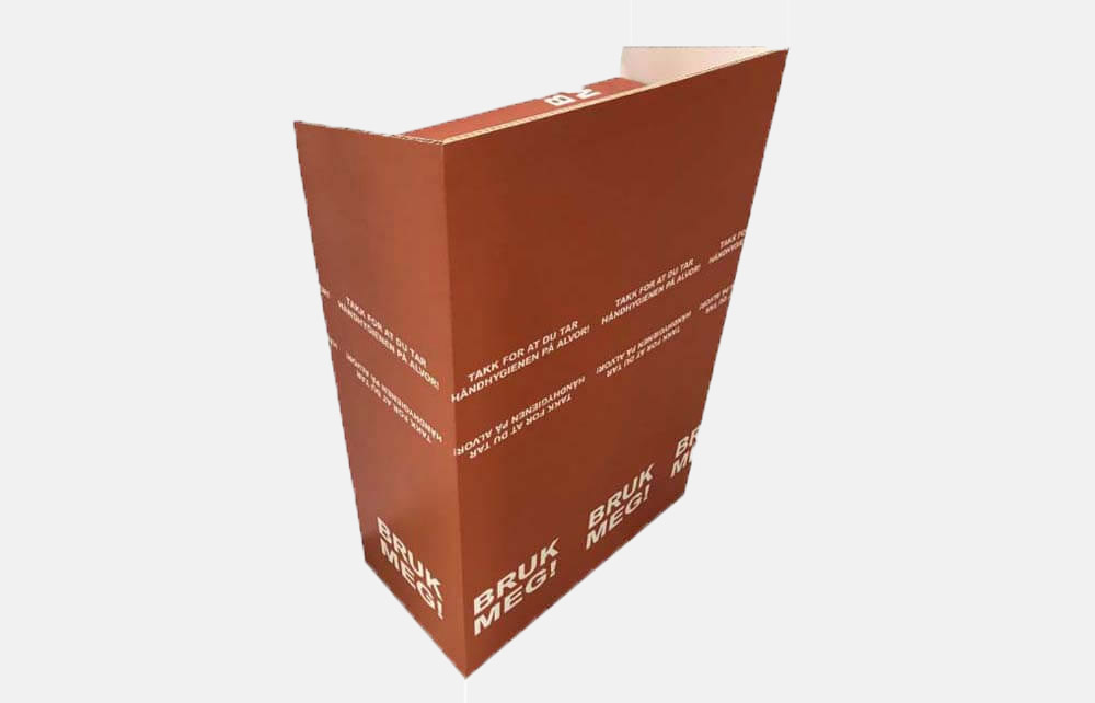 Emballasje & Display - Podie